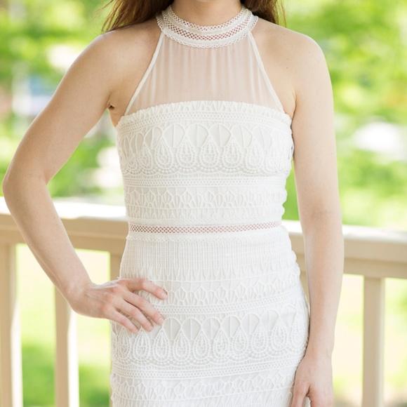 0dd99831348d MURA Vicky dress white dress